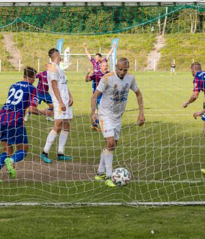 Derby na remis. Polonia – Ruch 1:1 (0:1)